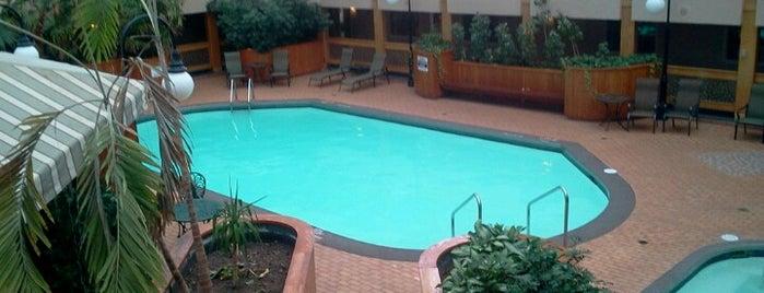 Radisson Hotel Milwaukee North Shore is one of robin 님이 좋아한 장소.
