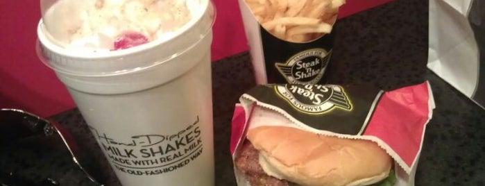 Steak 'n Shake is one of Midtown.