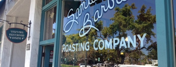 Santa Barbara Roasting Company is one of California 2019.