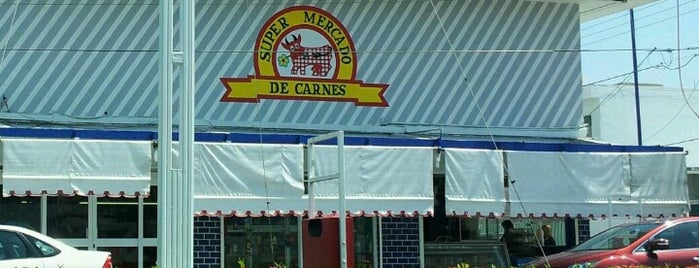 Super Mercado de Carnes is one of Graceさんのお気に入りスポット.