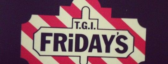 TGI Fridays is one of Places I like!.