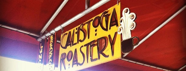 Calistoga Roastery is one of Locais curtidos por L..