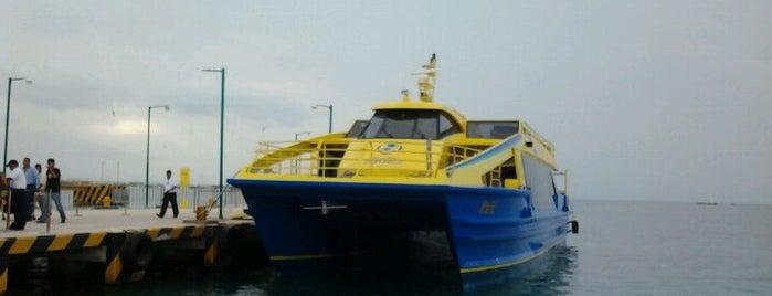 UltraMar Ferry is one of Orte, die Chia gefallen.