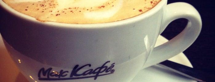 McCafe is one of Katya : понравившиеся места.