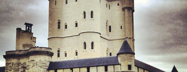 Schloss Vincennes is one of Paris.