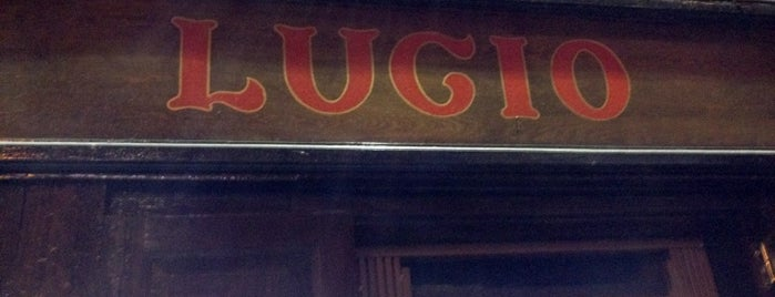 Casa Lucio is one of Madrid.
