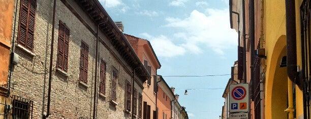 Da Bice La Gallina Felice is one of Mantova.