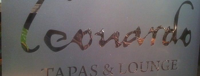 Leonardo Tapas & Lounge is one of Pubkräälet 2013.