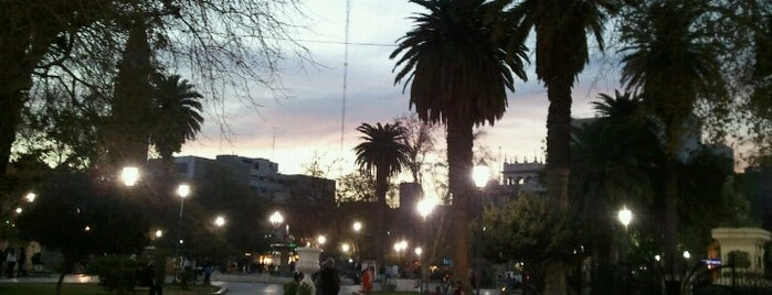 Plaza 25 de Mayo is one of San Juan.