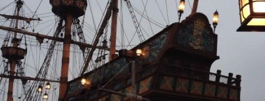 フォートレス・エクスプロレーション is one of Tokyo Disney Sea.