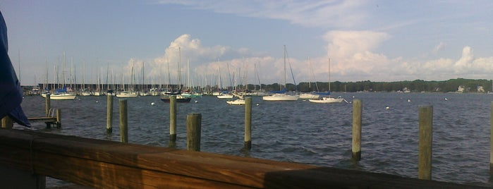 Thursdays is one of Best of the Bay - Dock Bars of Maryland.