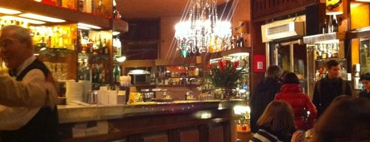 Bar Basso is one of Milan.