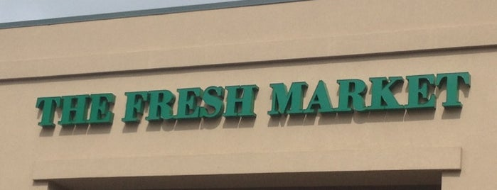 The Fresh Market is one of Stores.