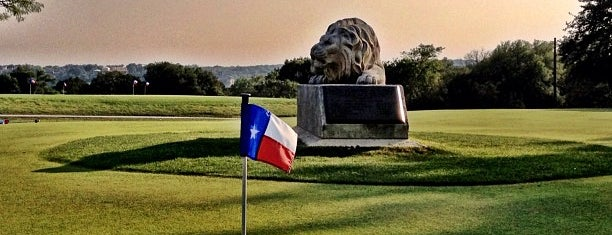 Lions Municipal Golf Course is one of Hitting the Links.