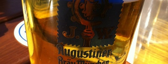 Augustiner-Keller is one of Pubs & co.