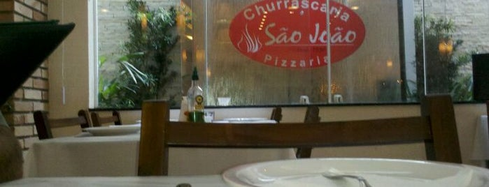 Churrascaria São João is one of Priscilaさんのお気に入りスポット.