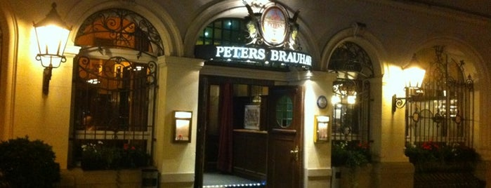 Peters Brauhaus is one of Posti che sono piaciuti a Teresa.