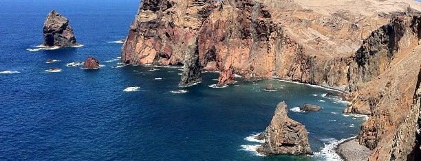 Ponta de São Lourenço is one of Locais salvos de Filipa.