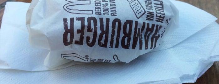McDonald's is one of สถานที่ที่ Kevin ถูกใจ.