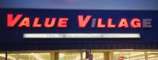 Value Village is one of BTDT.