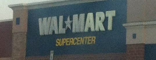 Walmart Supercenter is one of Increase your Stillwater City iQ.