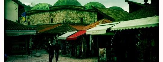 Başçarşı is one of visit again.