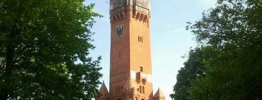 Grunewaldturm is one of Berlin Museum & History.