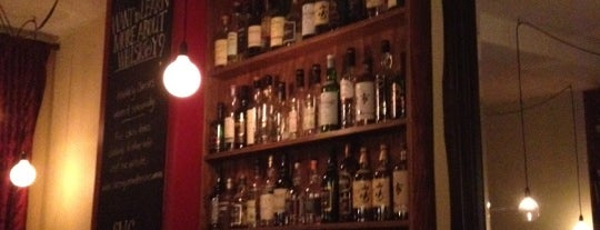 Whisky + Alement is one of Melbourne's Bars, Pubs, Lounges.