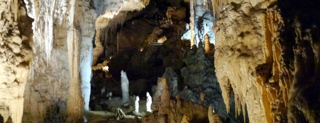 Aranui Caves is one of NZ.