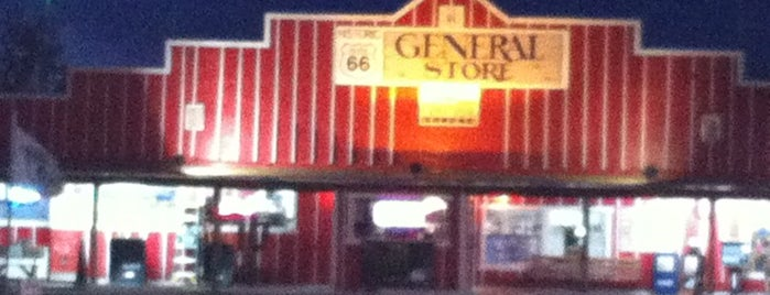 Historic Route 66 General Store is one of US Trip.