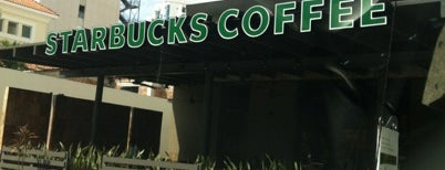 Starbucks is one of Locais curtidos por Gabriela.