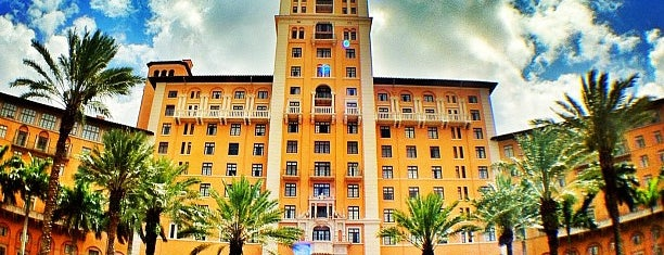Miami Biltmore Hotel is one of Miami Florida - Peter's Fav's.