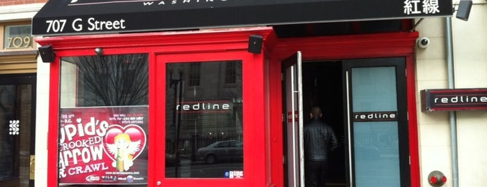Redline is one of Guide to Washington's best spots.