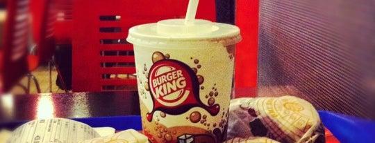 Burger King is one of Бонусы, дисконты, приятные мелочи..
