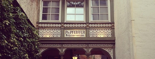 Schreinerei Pfeiffer is one of Om Nom Nom.