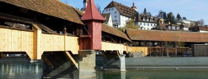 Spreuerbrücke is one of schon gemacht 2.