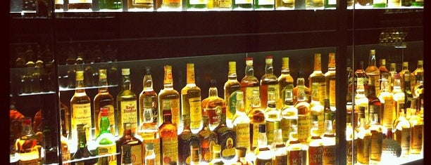 The Scotch Whisky Experience is one of Edinburgh.