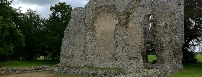 Weeting Castle is one of Locais curtidos por Carl.