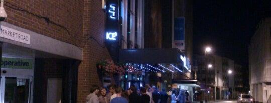 Evoke is one of Essex Bars & Clubs.