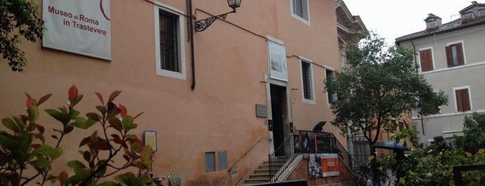 Museo di Roma in Trastevere is one of Roma.