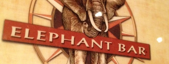 Elephant Bar is one of ABQ Spots.