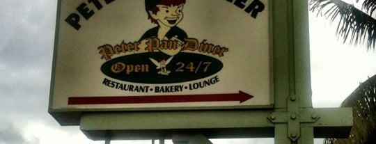 Peter Pan Diner is one of Gayborhood #VisitUS.