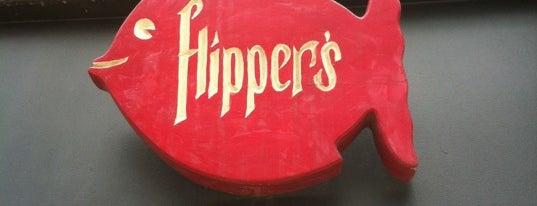Flipper's is one of Lugares guardados de Hina.