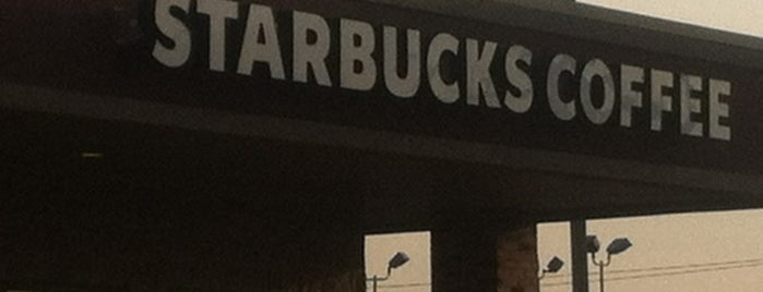 Starbucks is one of Elyse's Liked Places.