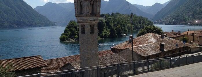 Ossuccio is one of Venue da sistemare.