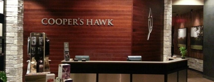 Cooper's Hawk Winery & Restaurant is one of Good Restaurant.