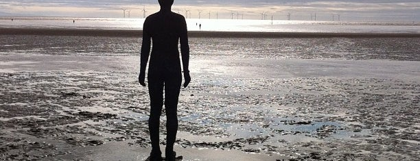 Anthony Gormley's Another Place is one of uk.