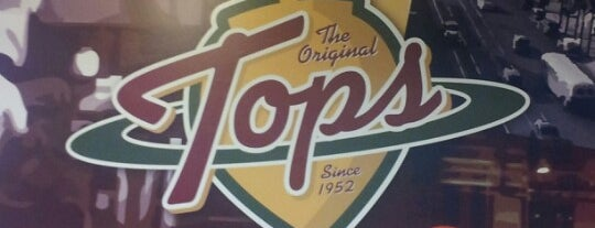 The Original Tops is one of Around the World - Noms.