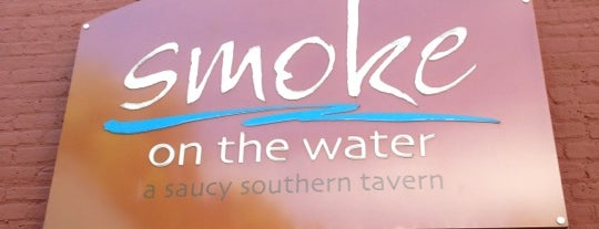 Smoke on the Water is one of Greenville.