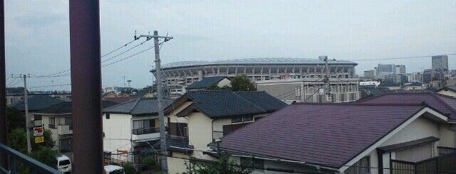 Kozukue Station is one of Tokyo - Yokohama train stations.